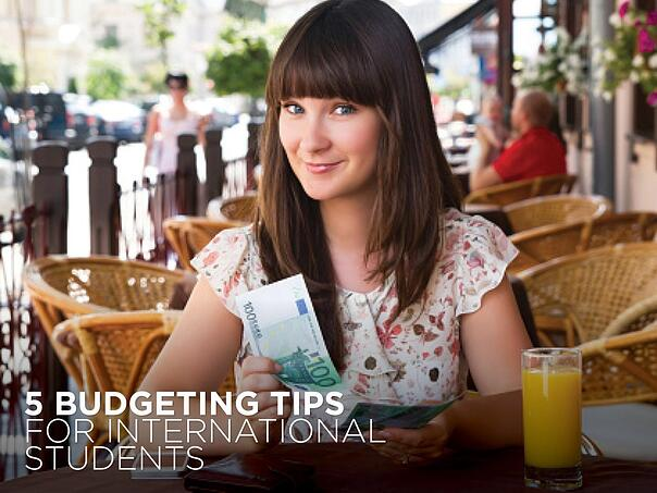 4 Budgeting Tips for International Students