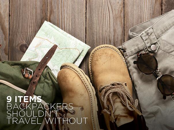 7 Items Backpackers Shouldn't Travel Without