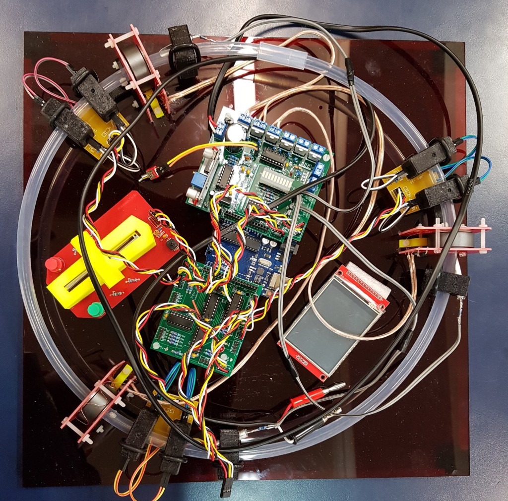 The Particle Accelerator from Awesome.Tech