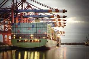 import container ship