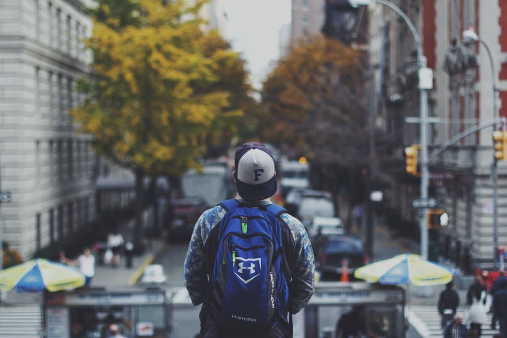 Travelling on a student budget