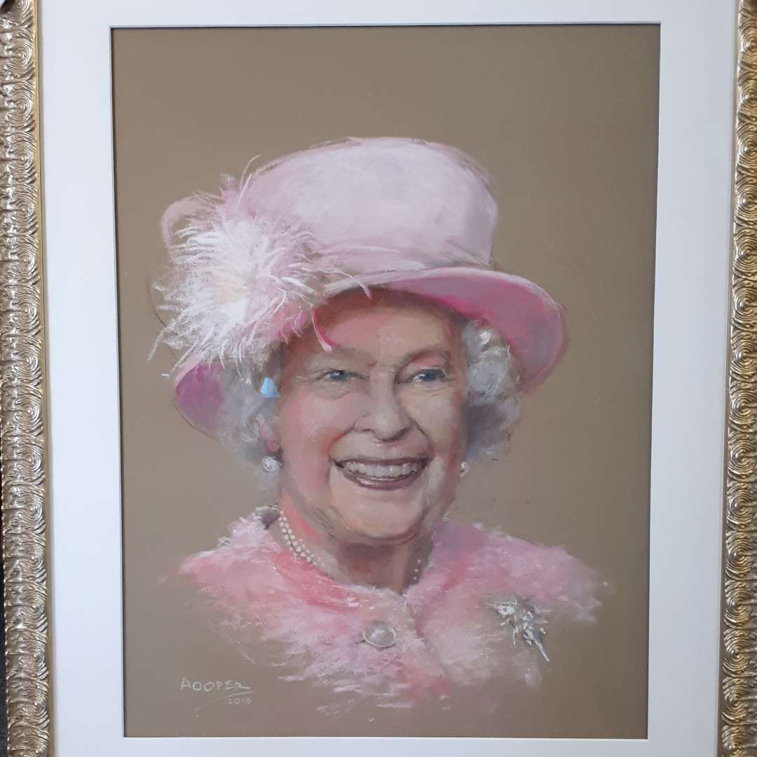 Queen Portrait