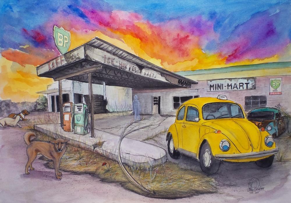taxi abandoned petrol stn II_Best2Smlst (002).jpg