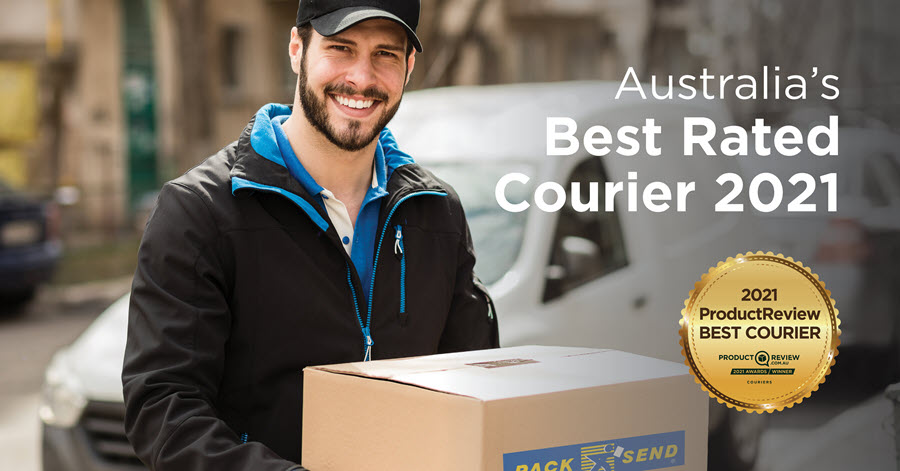 ProductReview Awards PACK & SEND Best Courier for 2021