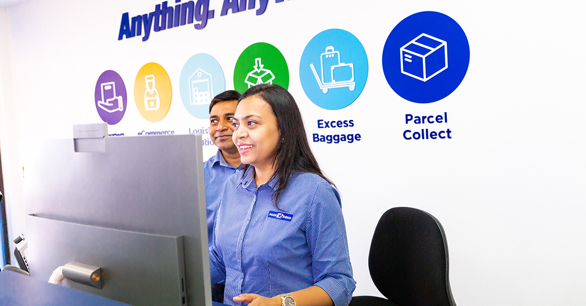 PACK & SEND delivers record breaking first half FY2021