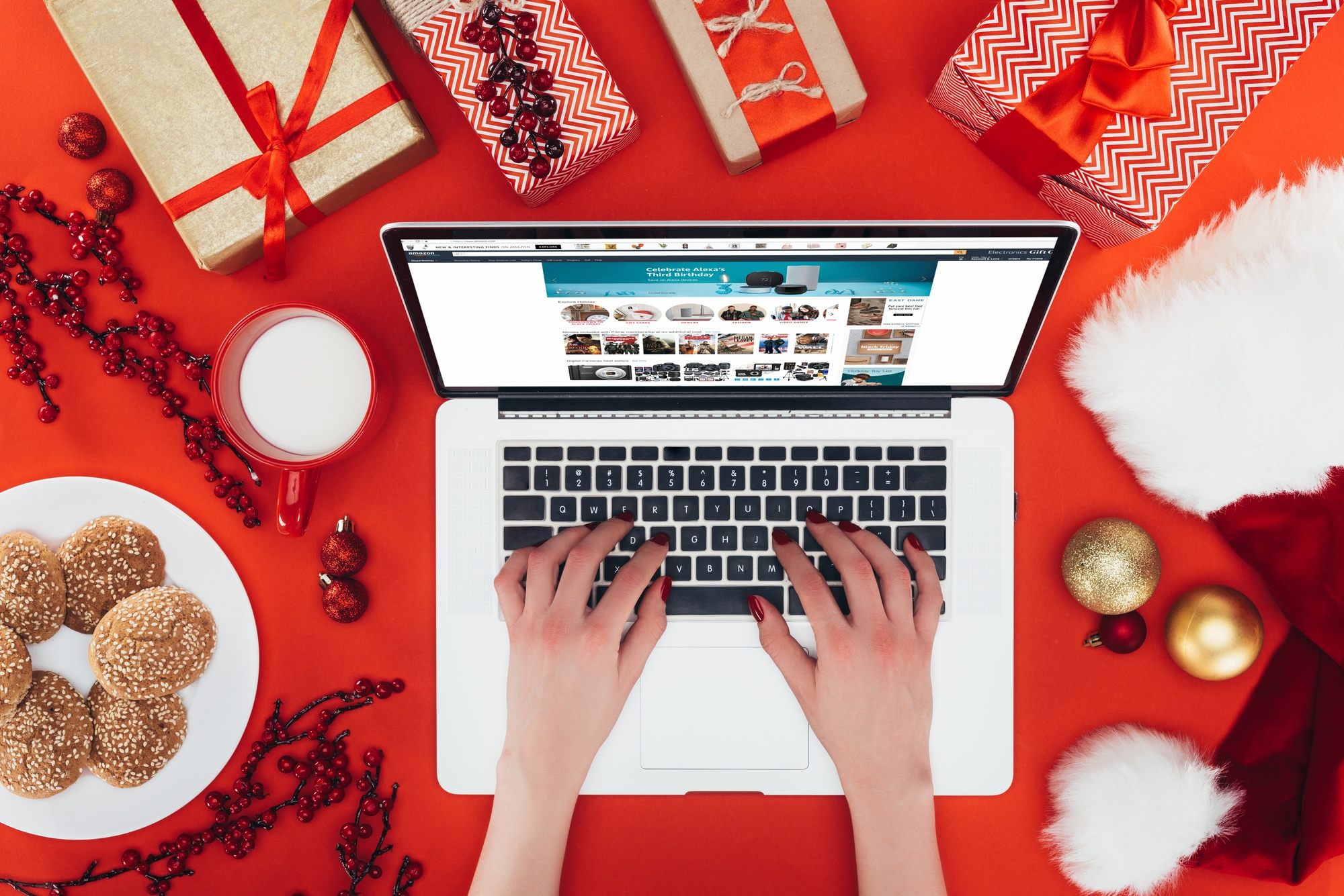 A Guide to eCommerce Marketing for Christmas 2017