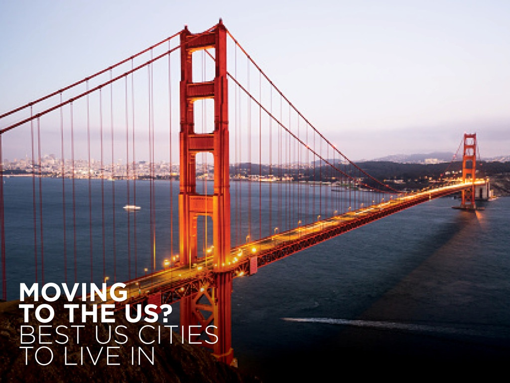 Moving to the US? Best US Cities to Live in